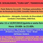 "UFPA realiza debate sobre ""cura gay"" e transexualidade"
