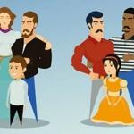 Não há diferença na criação de filhos entre casais gays e héteros, diz estudo