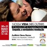 Daniela Mercury abre seminário LGBT no Congresso Nacional nesta quarta-feira (20)