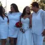 Cerimônia coletiva de casamento homoafetivo une 22 casais em Belém