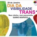 Visibilidade trans será tema de seminário em Belém