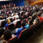 Agentes de segurança participam de workshop de combate à homofobia em Belém