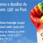 Violência contra pessoas LGBT é tema de seminário na UFPA