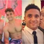Jogador de rugby sai do armário e posta fotos de seu namorado mais velho e 'fora do padrão' pra combater preconceito